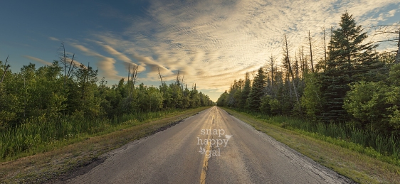 Michigan-country-road-golden-sunset-pano-071621892