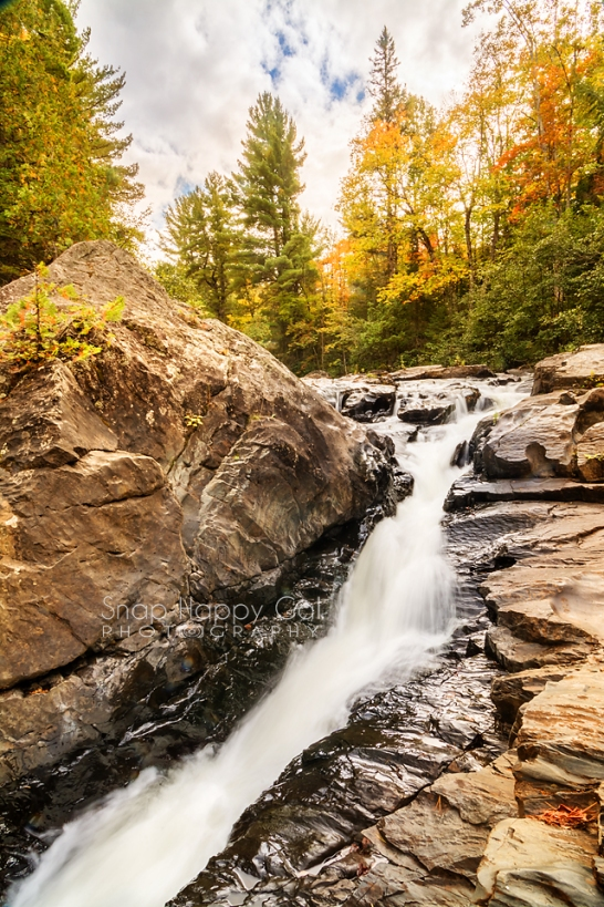 Photo: Silver Falls, autumn 2015