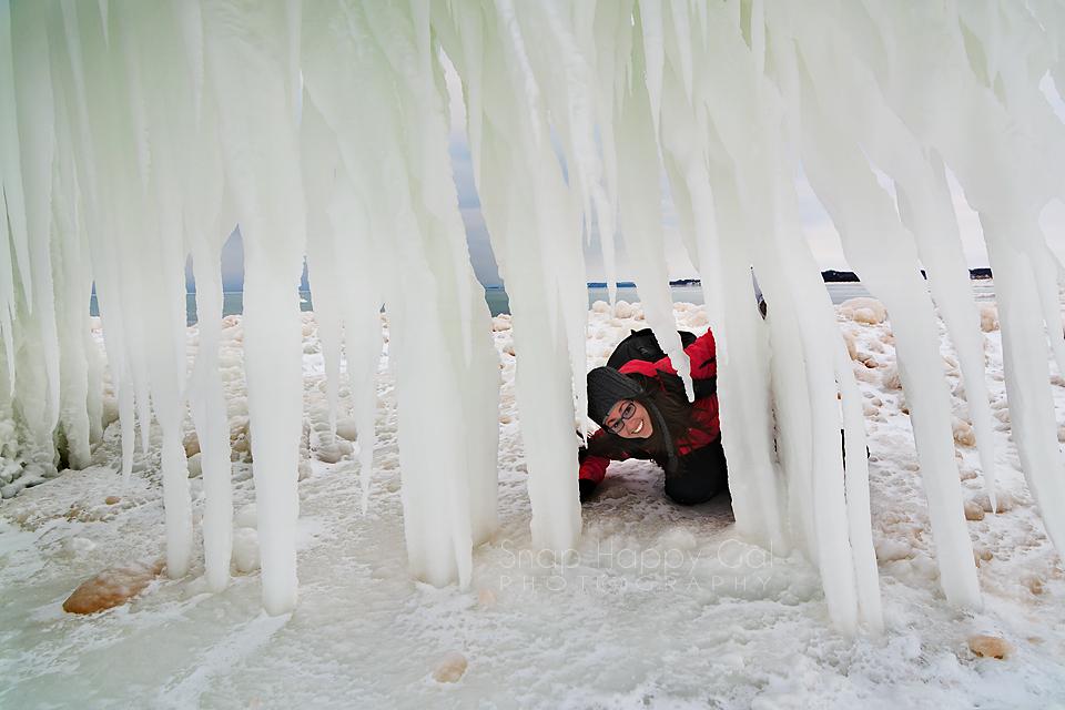 frozenselfie