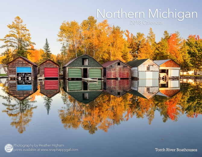 Northern Michigan 2018 Calendars
