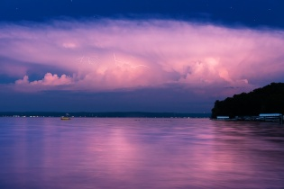 thunderstorm-sunset-lightning-Lake-Michigan-07193868